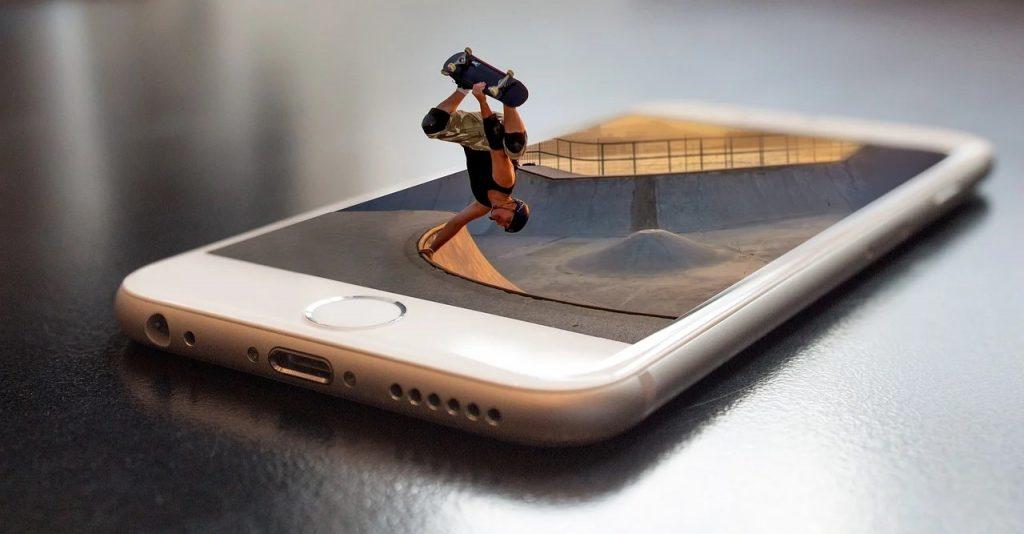 Service impression 3D